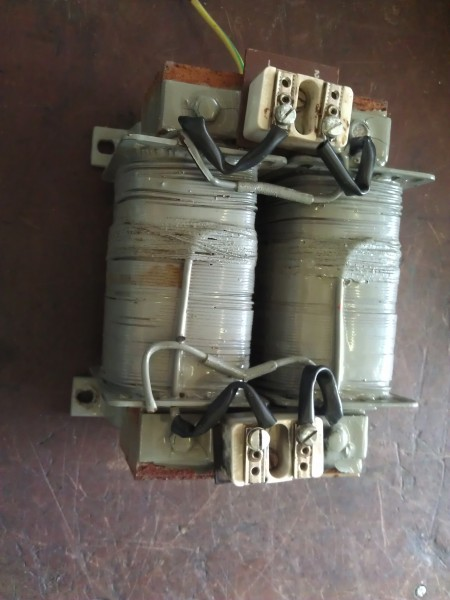 Ремонт трансформатора