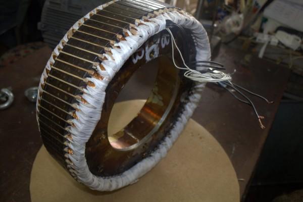 Услуги компании Невада по ремонту электрооборудования