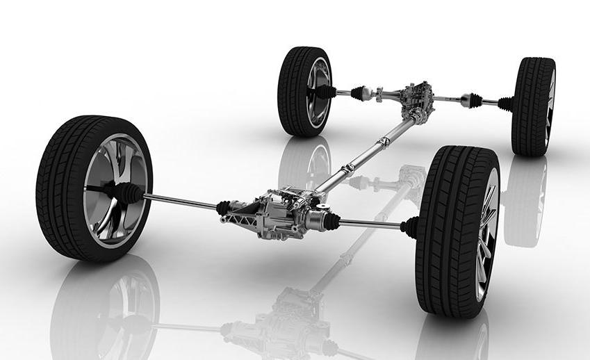Ремонт электродвигателя подключения полного привода 4WD в CПб