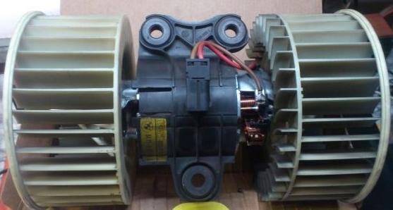 Ремонт электродвигателя отопителя печки в Санкт-Петербурге
