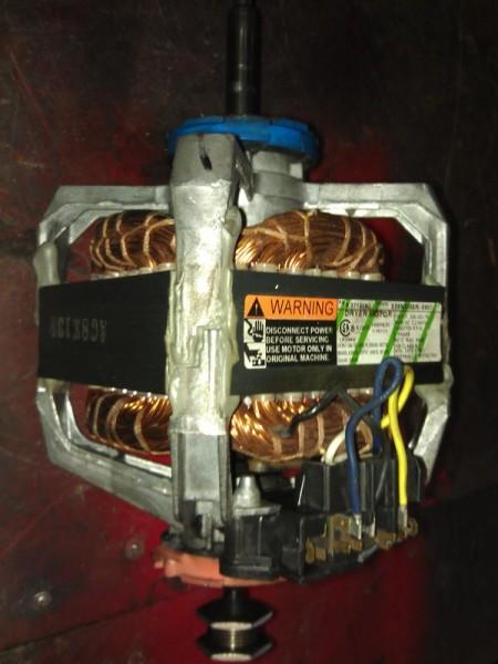 Ремонт электродвигателей посудомоечных машин в Санкт-Петербурге
