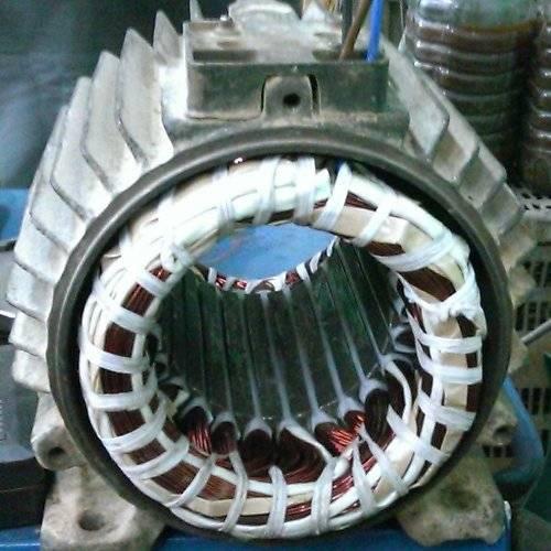 Ремонт и обслуживание электродвигателей СПб