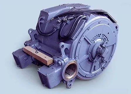 Ремонт тягового электродвигателя