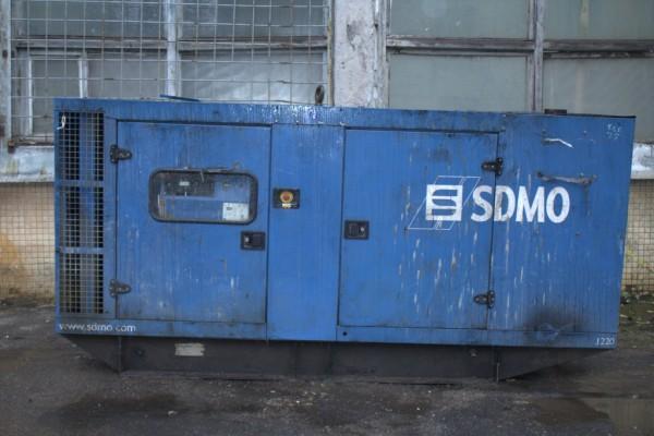 Ремонт электростанций SDMO