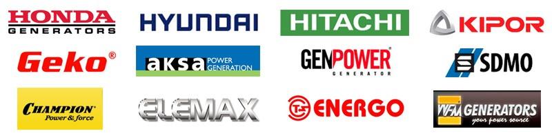 Производители генераторов