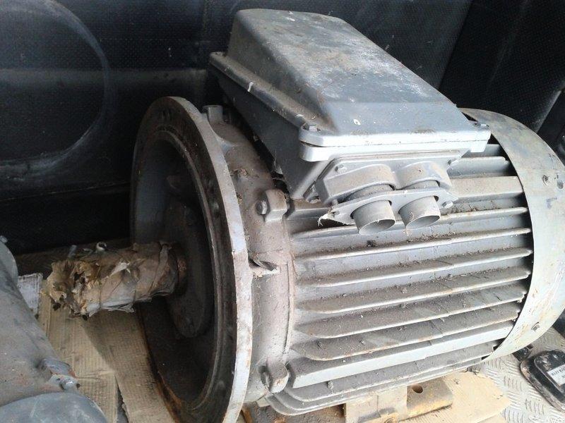 Ремонт трехскоростных электродвигателей