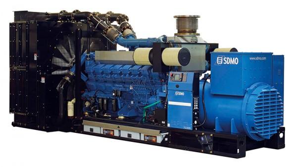 Техническое обслуживание промышленных электростанций